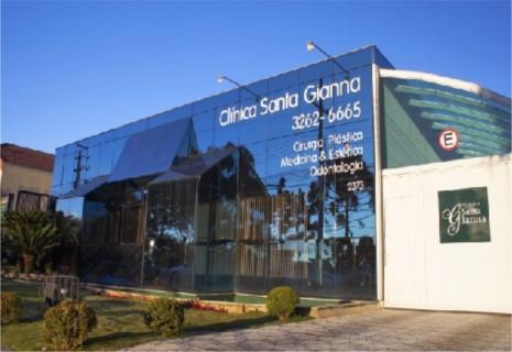 Dr. Solon Luciano Gomes de Souza - Clínica Santa Gianna